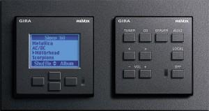 Gira Revox Sound Modul
